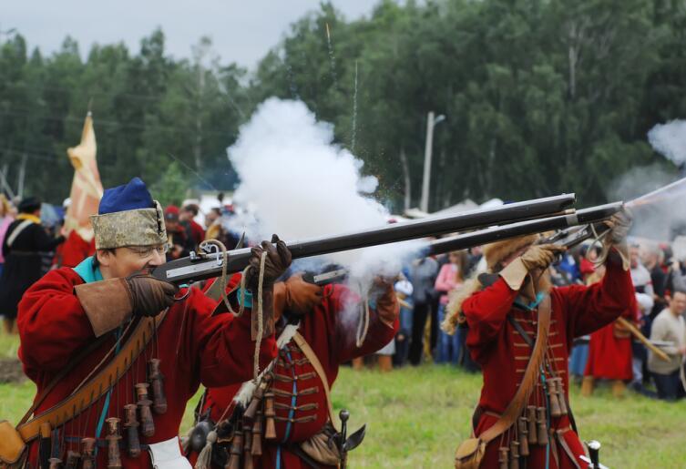 Как новые виды оружия меняли и мир и правила войны? Часть 1.