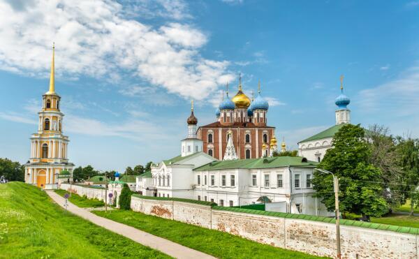 Города России. Чем привлекает туристов Рязань?
