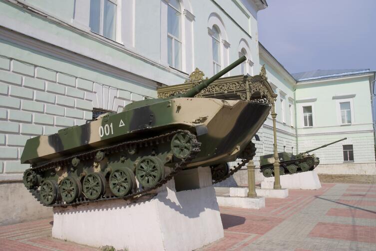 Музей истории Воздушно-десантных войск, Рязань
