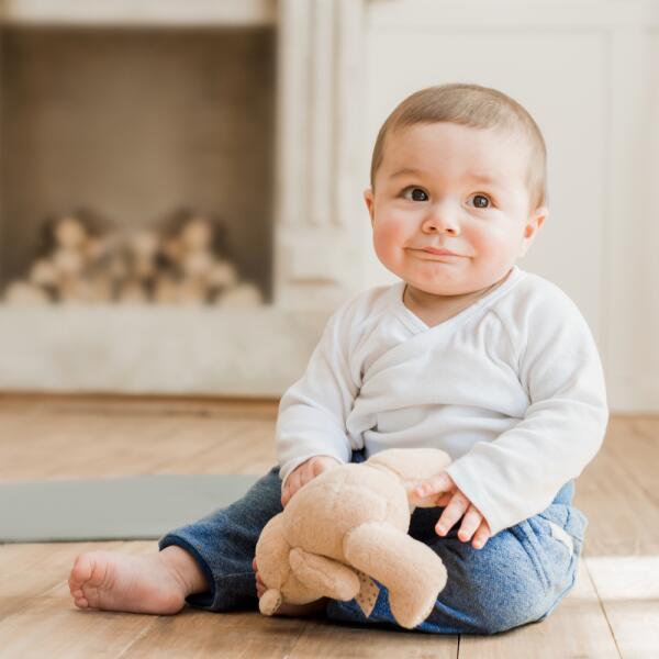 Что надо знать о развитии речи во втором полугодии жизни младенца?