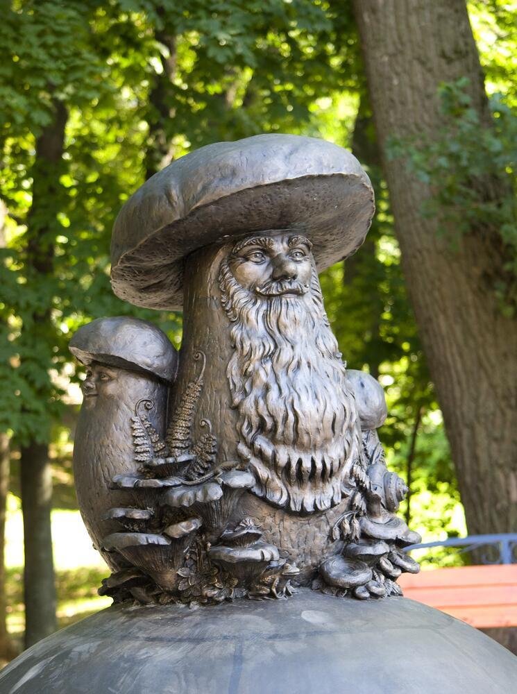 Городская скульптура, Рязань