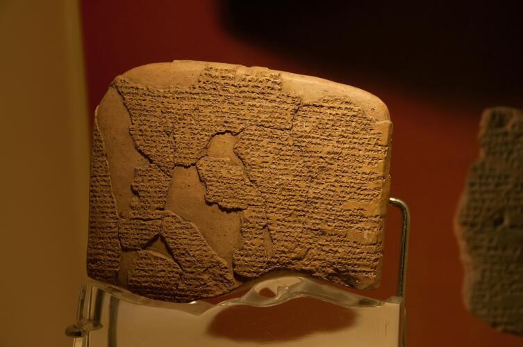 Древние клинописи