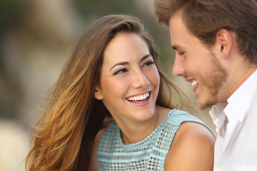 Как сделать чтобы парень улыбался 35