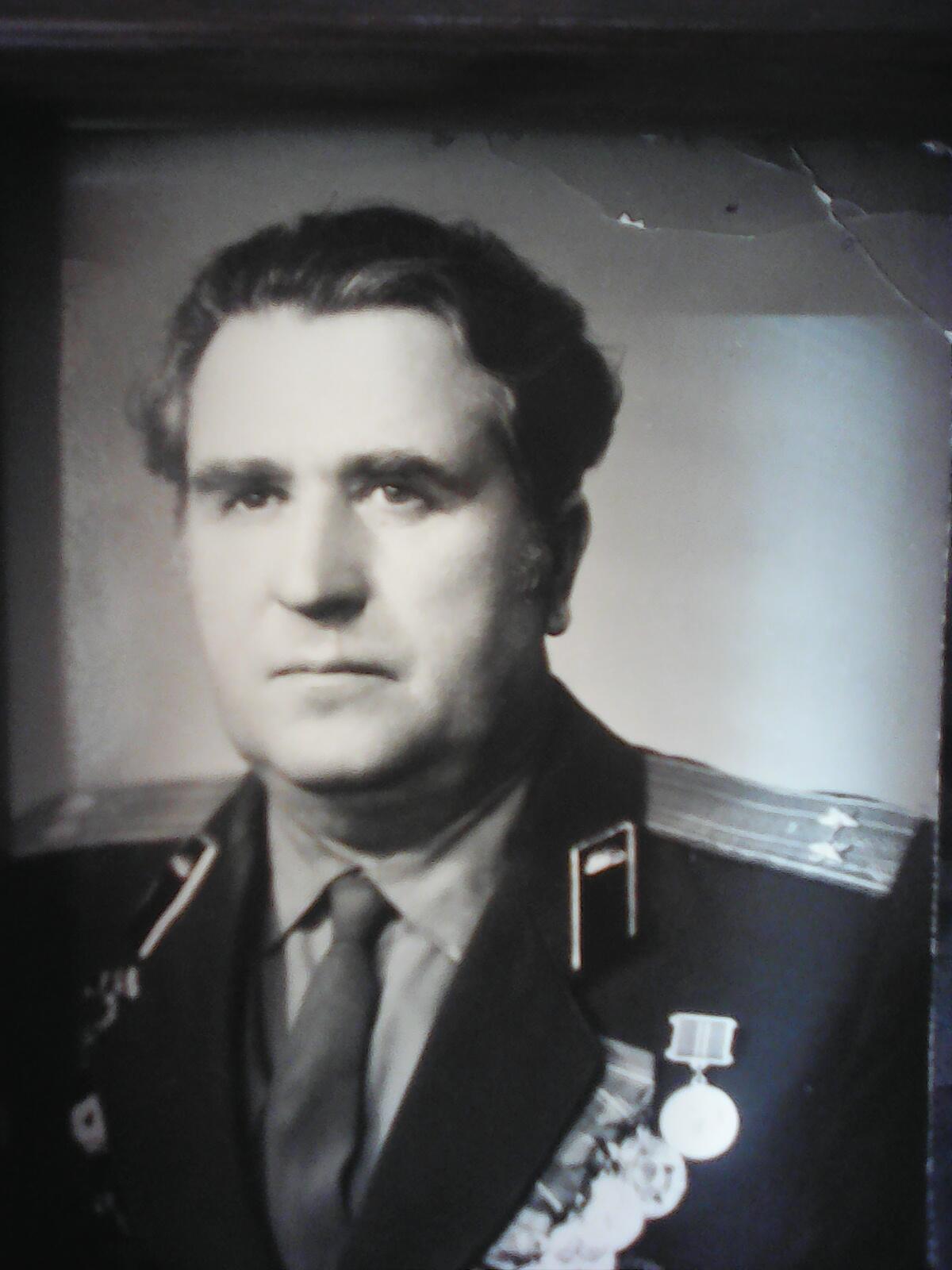 Иван Яковлевич Ткачев