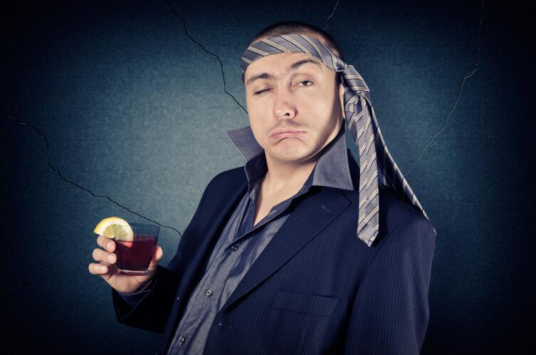 Ругаться с пьяным не только бесполезно, но и опасно: он не контролирует себя