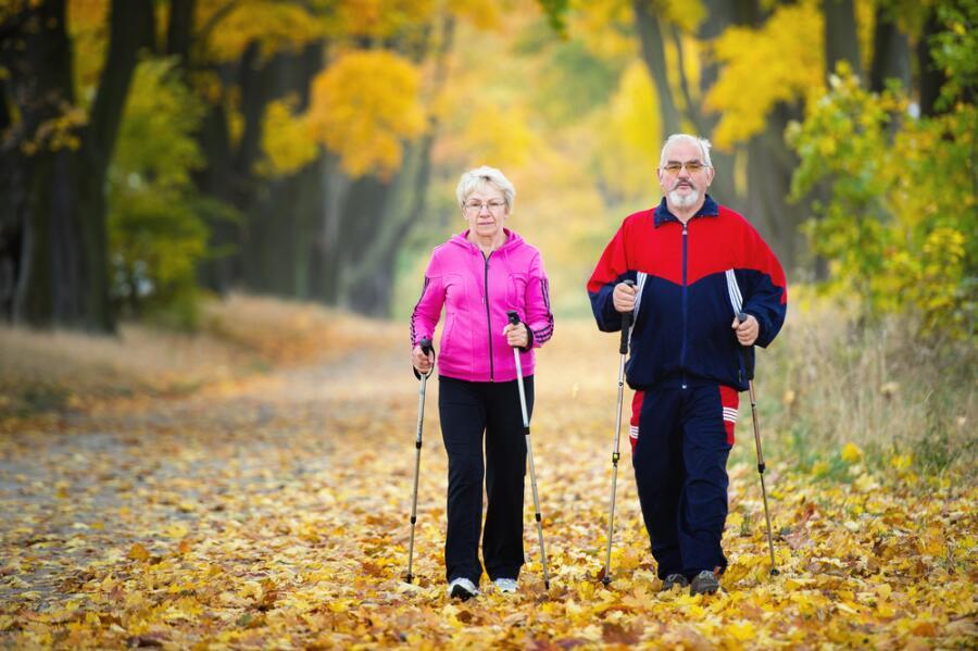 Что такое нордическая ходьба?