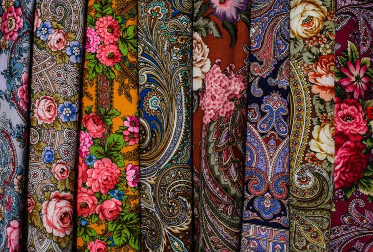 Отчего популярны павловопосадские платки?