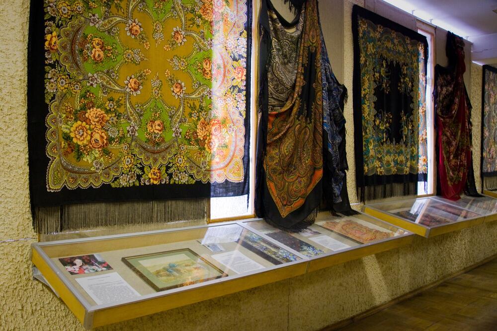 Музей павловопосадского платка
