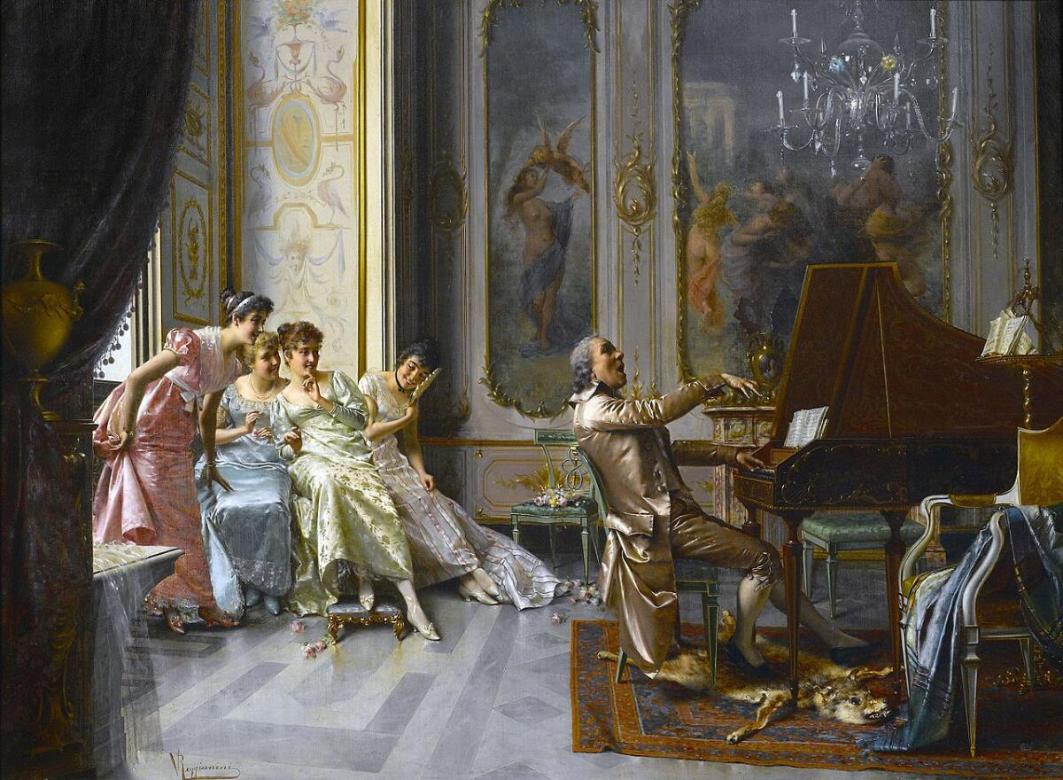 Витторио Реджанини, «Концерт для ценителей», 1933г.