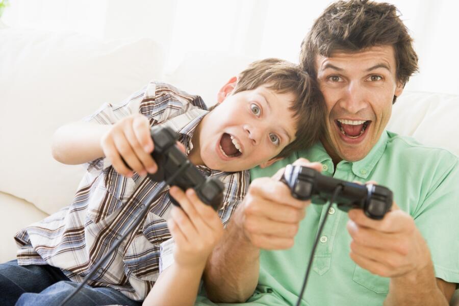 Чем полезны компьютерные игры?