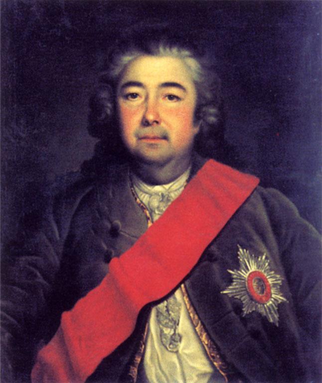 Иван Антонович Черкасов