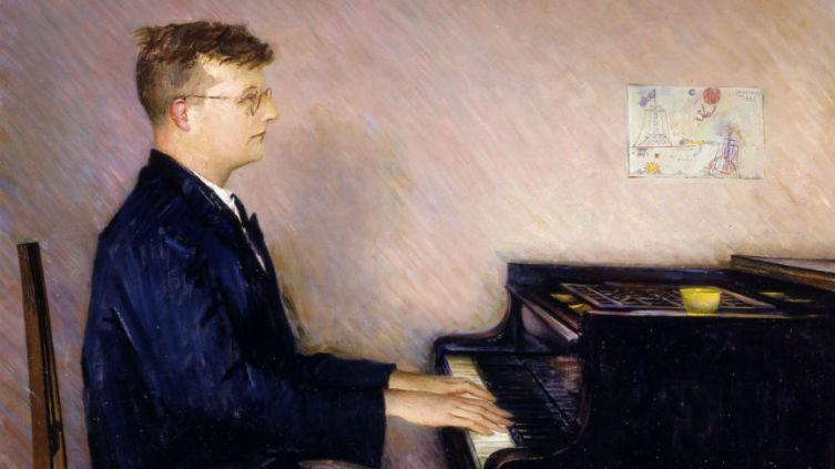 П. В. Вильямс, «Портрет Шостаковича»