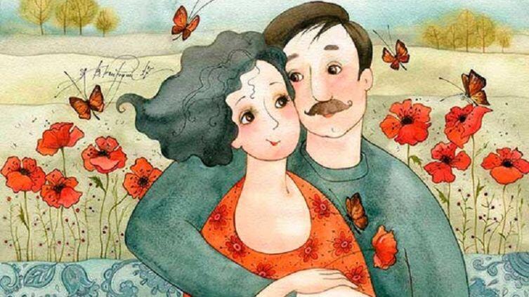 Виктория Кирдий, «Цветок сердца»