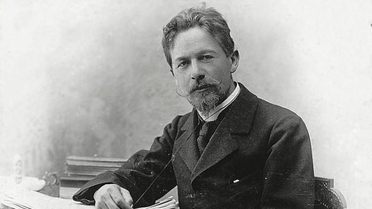 Антон Павлович Чехов, 1889г.
