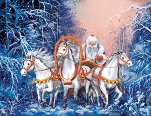 Великий Устюг. Дед Мороз существует?