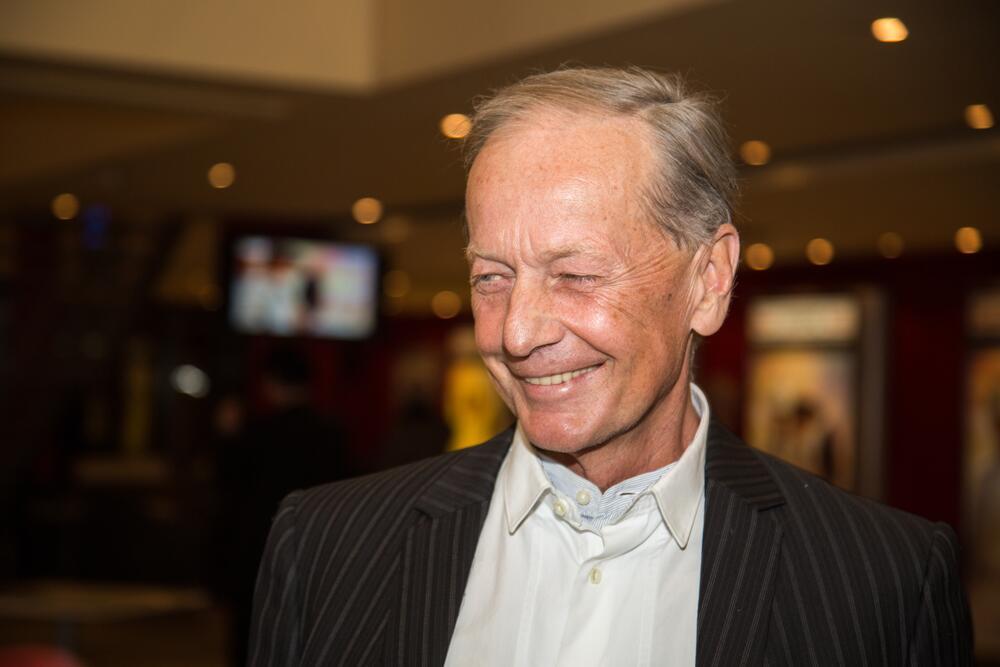Михаил Задорнов, 2014г.