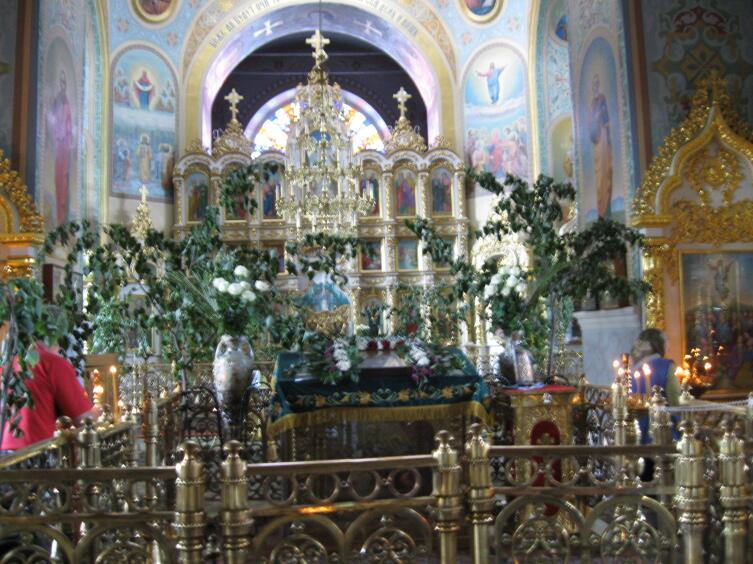 Алтарь Вознесенского кафедрального Собора