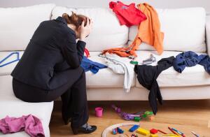 Как избавиться от уродливых подарков и заработать на своем беспорядке?