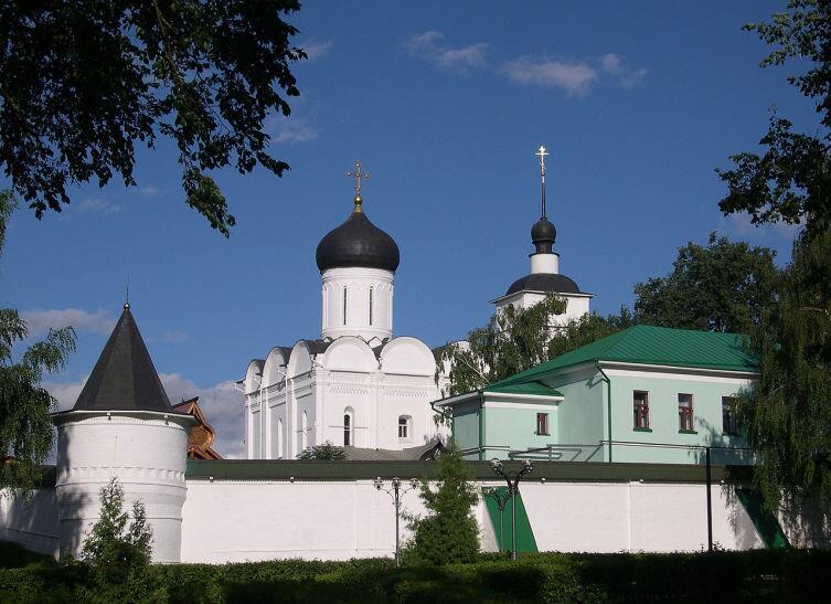 Борисоглебский мужской монастырь, Дмитров, Россия