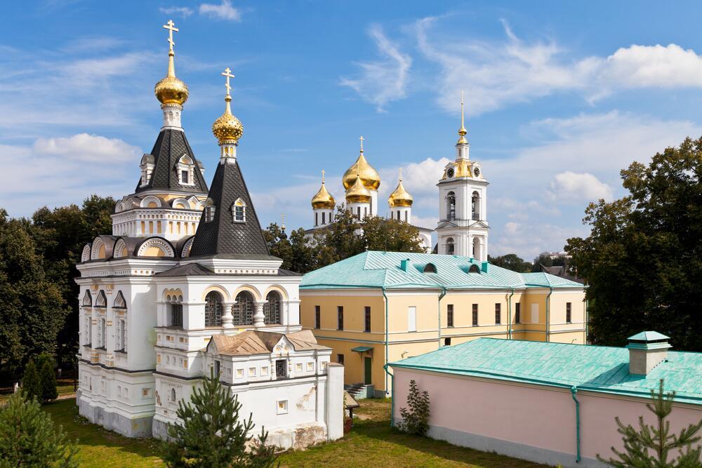 Дмитров. Что сохранил этот древний город? Часть 1