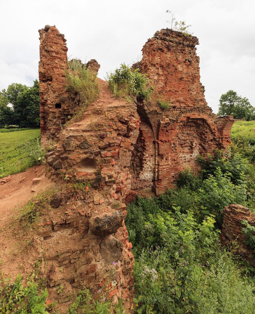Руины Гольшанского замка, Беларусь