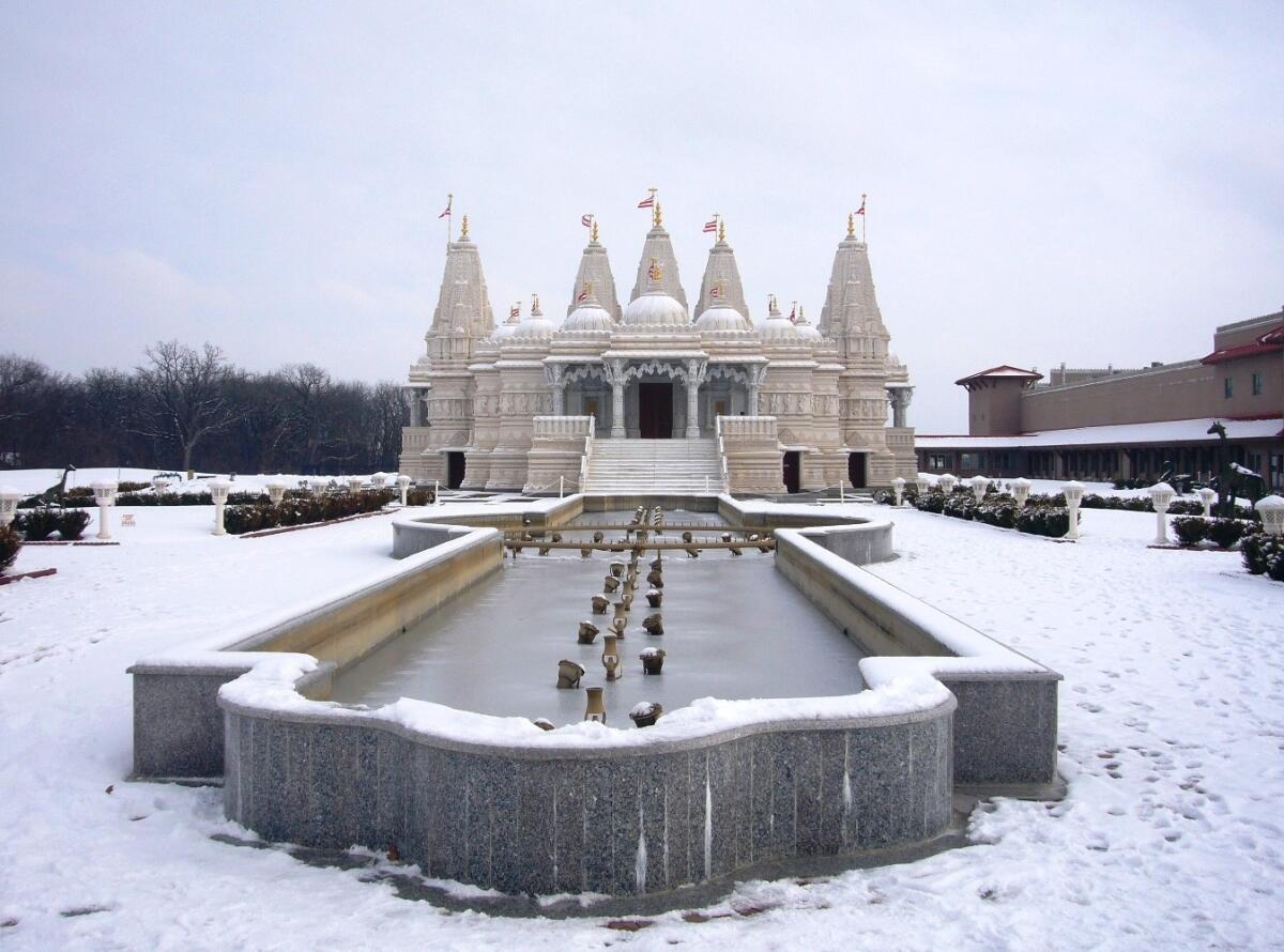 Храм в Чикаго