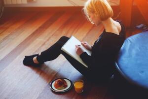 Как стать самому себе психотерапевтом? О ведении дневника