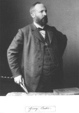 Георг Кантор в 1894г.