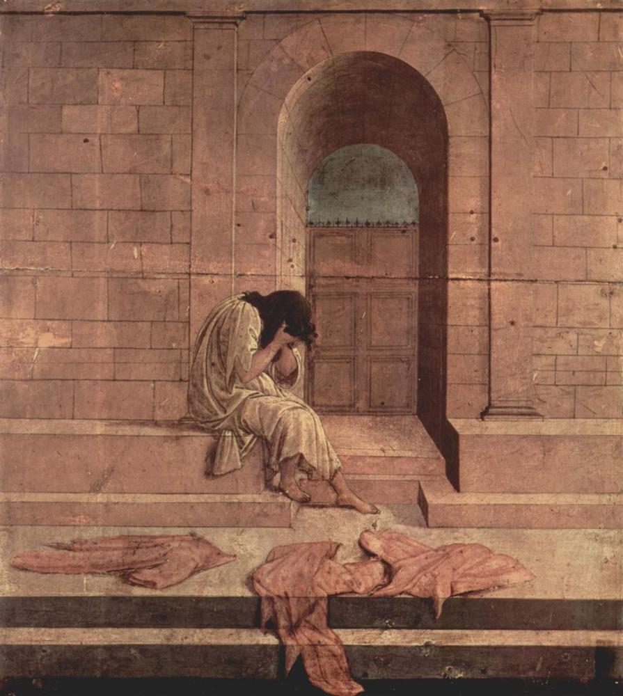 Сандро Боттичелли, «Изгой», 1496г.