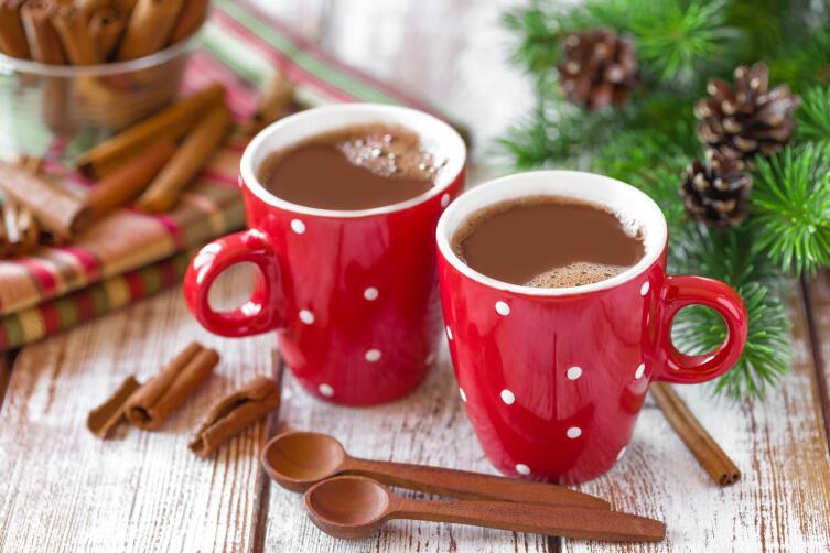 Почему полезно пить какао?