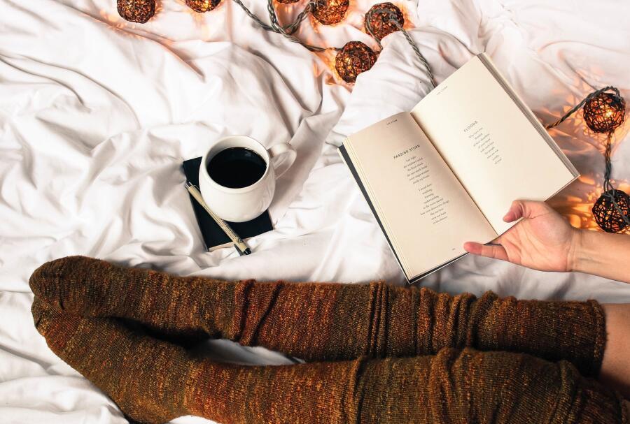 Что почитать? Любовь нежданно нагрянет