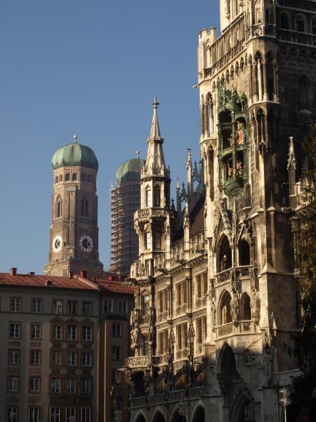 Что посмотреть в Мюнхене на Новый год?