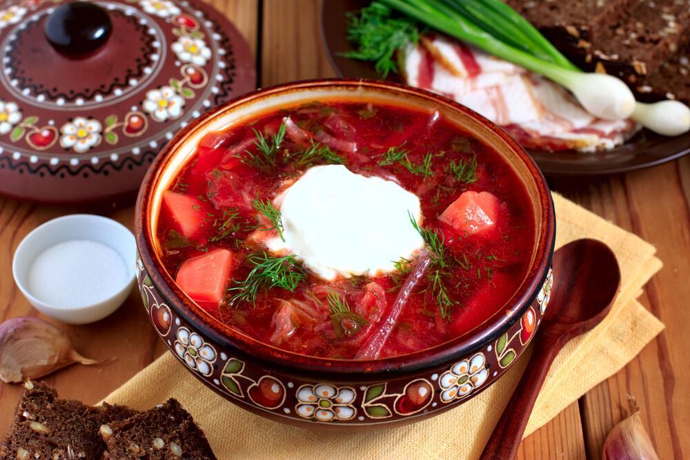 Гимн щам и борщам, или Почему в России так популярны супы?