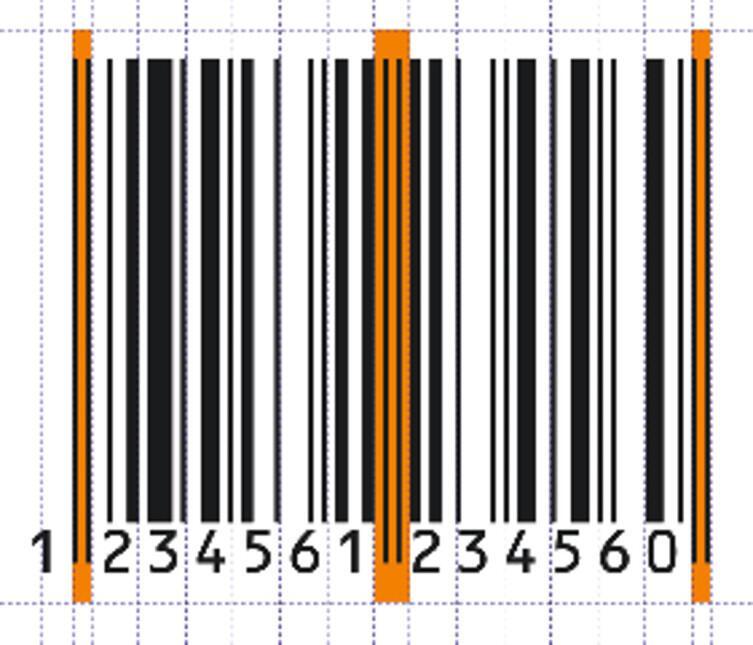 Штрих-кодовая метка
