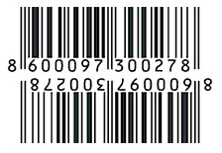 Код должен читаться как в прямом, так и в перевернутом виде