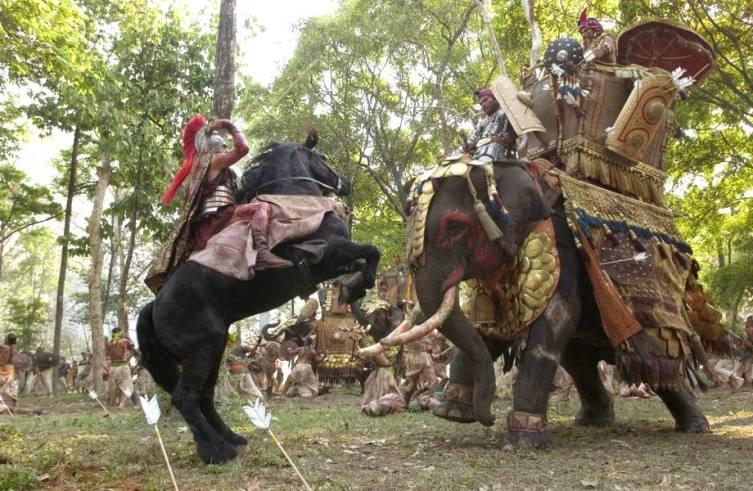 Слонопедия–7. Как слоны воевали?