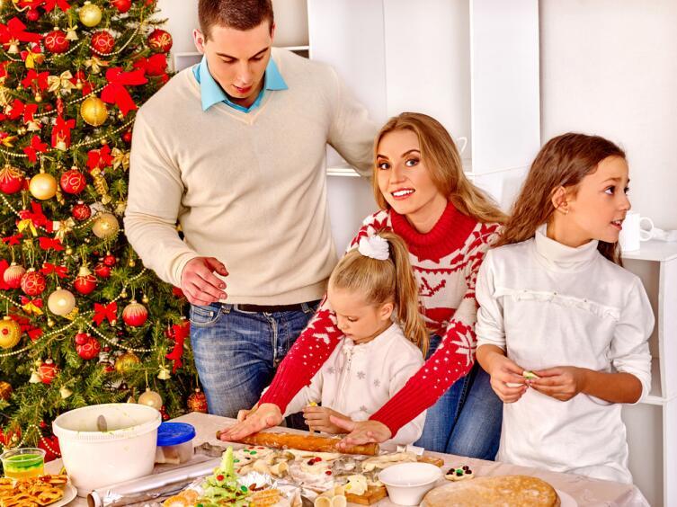 Какое Рождество на вкус? Шотландия