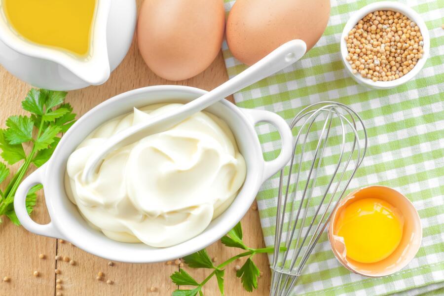 Майонез без яиц: могут ли подделки быть полезными?