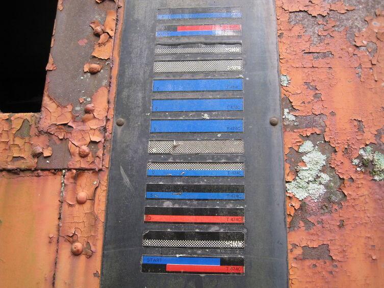Американский железнодорожный штрих-код