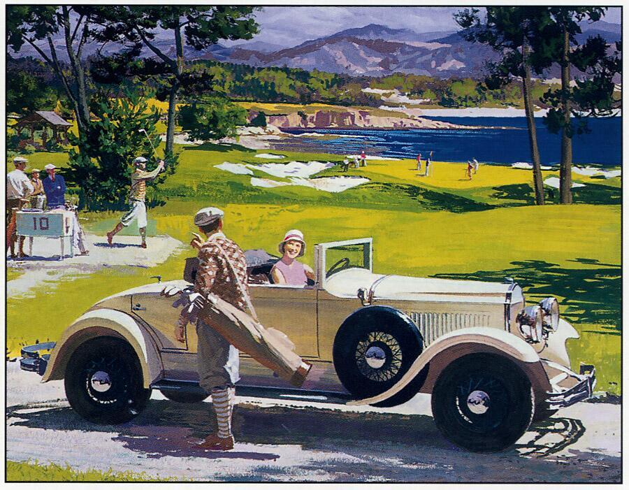 Гарри Андерсон, «Автомобиль»