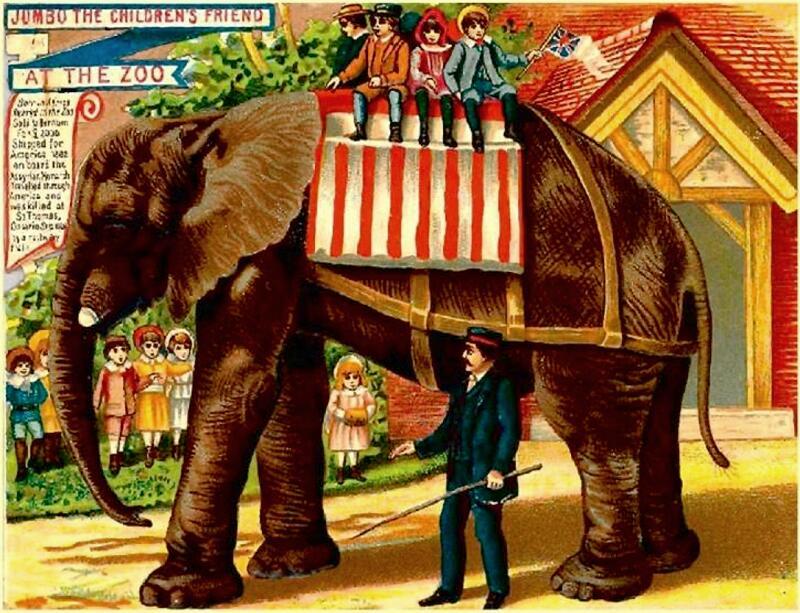 Слонопедия - 9. Каких слонов в США любили, а каких... казнили?