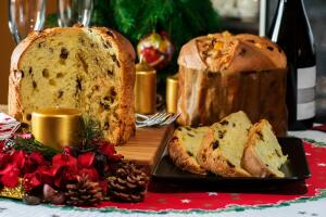 Какое Рождество на вкус? Миланский кулич панеттоне