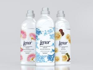 Что входит в новую коллекцию Lenor? Ароматы, вдохновлённые природой