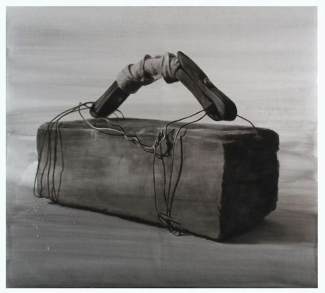 Андрей Ройтер, «Ручная кладь», 2010 г.