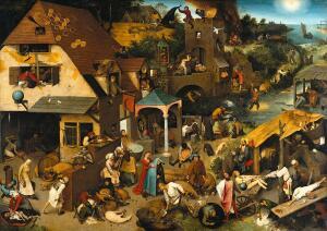 Какие народные пословицы и поговорки посвящены праздникам?