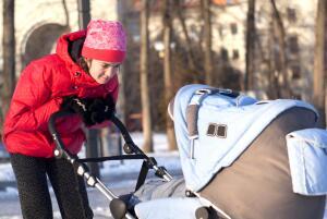 Как подготовиться к первому визиту в поликлинику с месячным младенцем?