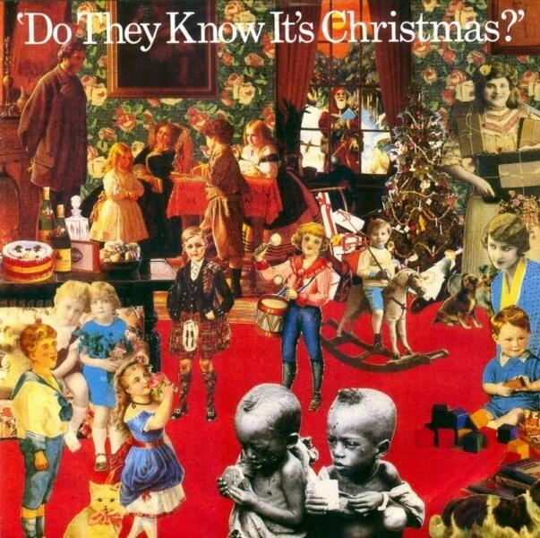 Какова история песен «Do They Know It's Christmas», «Stay Another Day» и рождественского альбома «Everyday Is Christmas»?