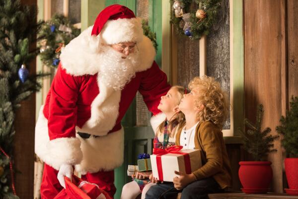 А какая самая популярная американская детская рождественская песенка?