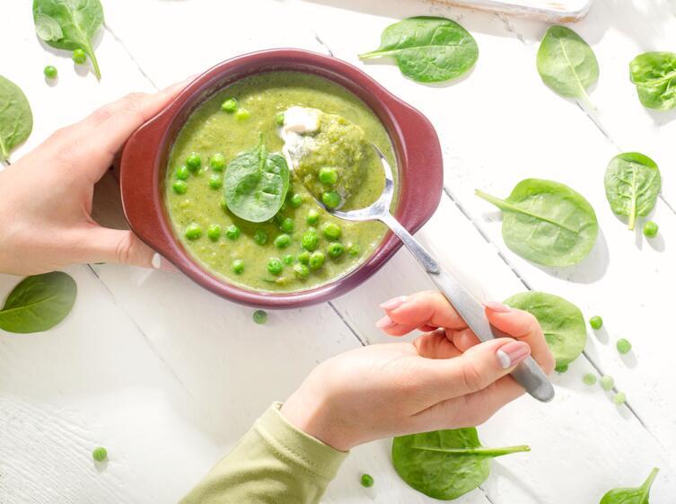 Как приготовить овощной суп-пюре?