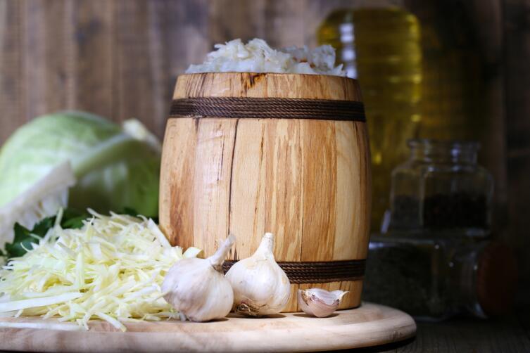 Как приготовить квашеную капусту?